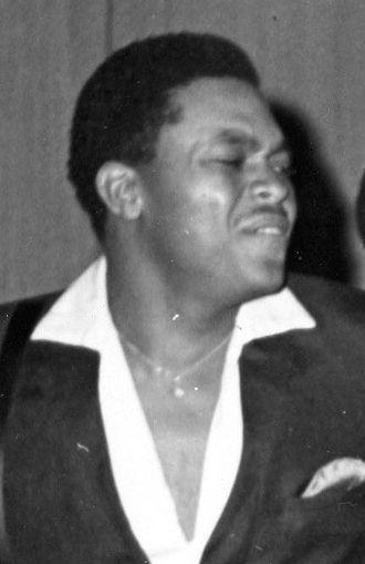 Renaldo Benson - Benson in 1967
