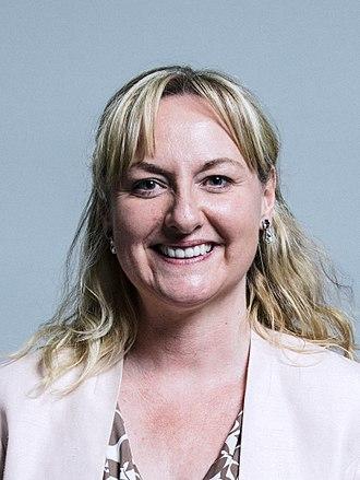 Lisa Cameron - Image: Official portrait of Dr Lisa Cameron crop 2