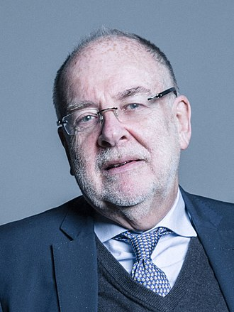 Secretary of State for Justice - Image: Official portrait of Lord Falconer of Thoroton crop 2