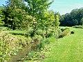 Ognon (60), parc d'Ognon, l'Aunette 02.jpg