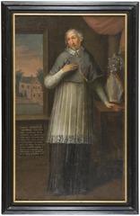 Okänd prelat från 1600-talet, kallad biskop Hans Brask