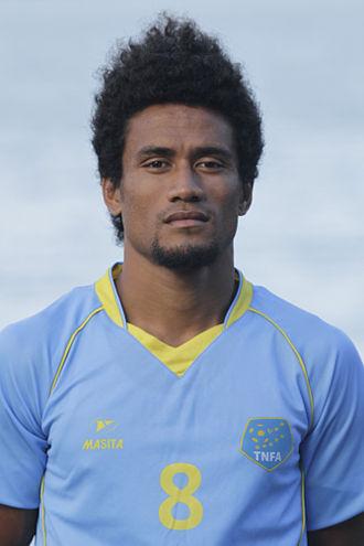 Tuvalu at the 2008 Summer Olympics - Okilani Tinilau represented Tuvalu in the men's 100 meters.