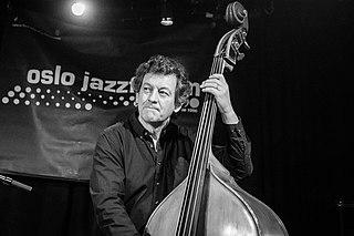 Olaf Kamfjord Jazz bassist