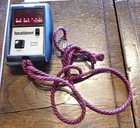 Old Stopwatch at Takayama City Archives Museum.jpg