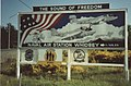 Old The Sound of Freedom Sign, Whidbey Island Navel Air Station (34046074135).jpg