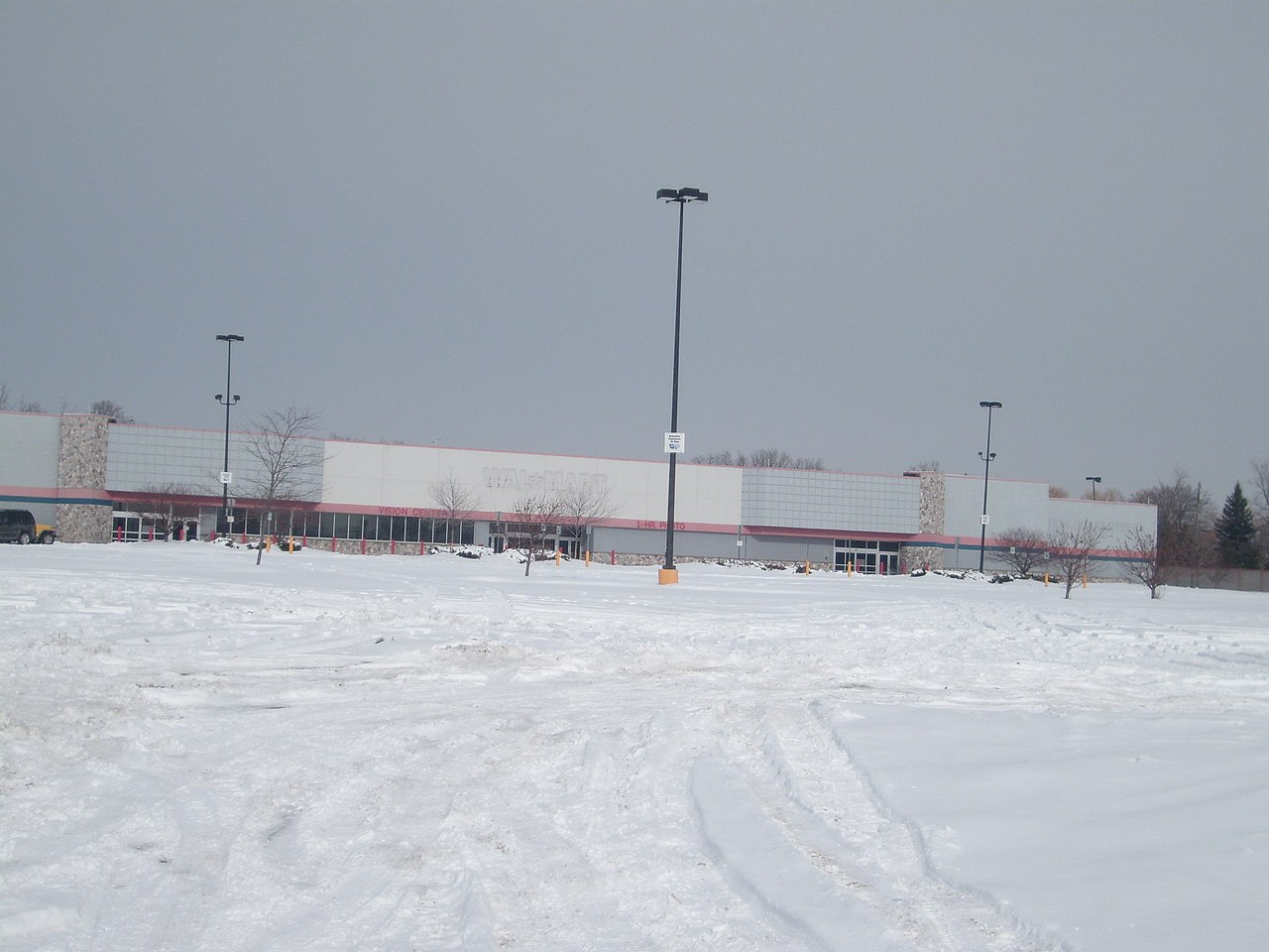 File Old Walmart Pontiac Mi Jpg Wikimedia Commons
