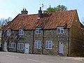 Old cottages on edge of Folkingham main street - geograph.org.uk - 410913.jpg