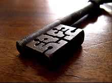 Old key on table.jpg