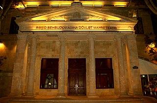 Rashid Behbudov State Song Theatre