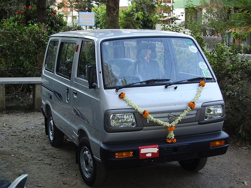 Maruti Suzuki Eeco Price In Kalyan
