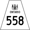 Ontario Highway 558.png