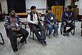 Open Discussion - Wikipedia Students Meet - Bengali Wikipedia 10th Anniversary Celebration - Jadavpur University - Kolkata 2015-01-10 3244.JPG