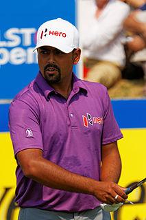 Anirban Lahiri Indian professional golfer