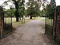 Open gates - geograph.org.uk - 1550854.jpg