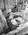 opgraving in zuid-oost zijde, kooromgang - arnhem - 20024571 - rce