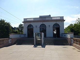Ordrup station - Image: Ordrup Station 15