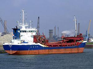 Orisant p1 at IJmuiden, Port of Amsterdam, Holland.JPG