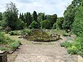 Ornamental pool in The Italian Garden, Easton Lodge (geograph 1925153).jpg