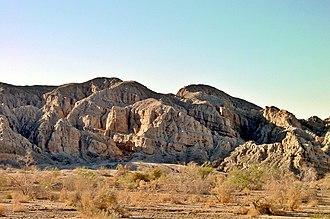 Orocopia Mountains - Orocopia Mountains