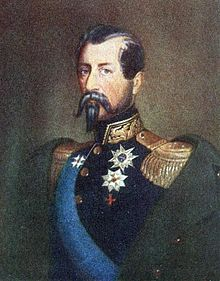 Oscar I of Sweden & Norway c 1855 by Augusta Åkerlöf.jpg
