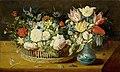Osias Beert (I) Blütenstillleben mit Flechtkorb und Vase.jpg