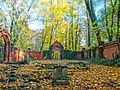 Ostromecko park grob 10 10-2013.jpg