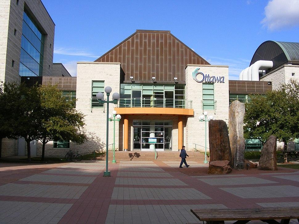 Ottawa City Hall - H%C3%B4tel de ville d%27Ottawa