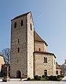 Ottmarsheim abbey church tower 2011-03.jpg