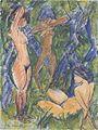 Otto Mueller - Drei weibliche Akte - ca1920.jpeg