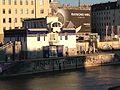 Otto Wagner Schützenhaus Donau Canal Vienna - 3 (8257275183).jpg