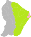 Ouanary (Guyane) dans son Arrondissement.png