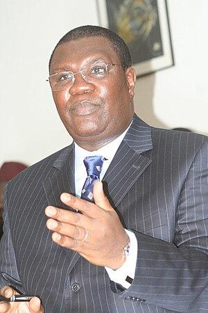 Ousmane Ngom - Ousmane Ngom