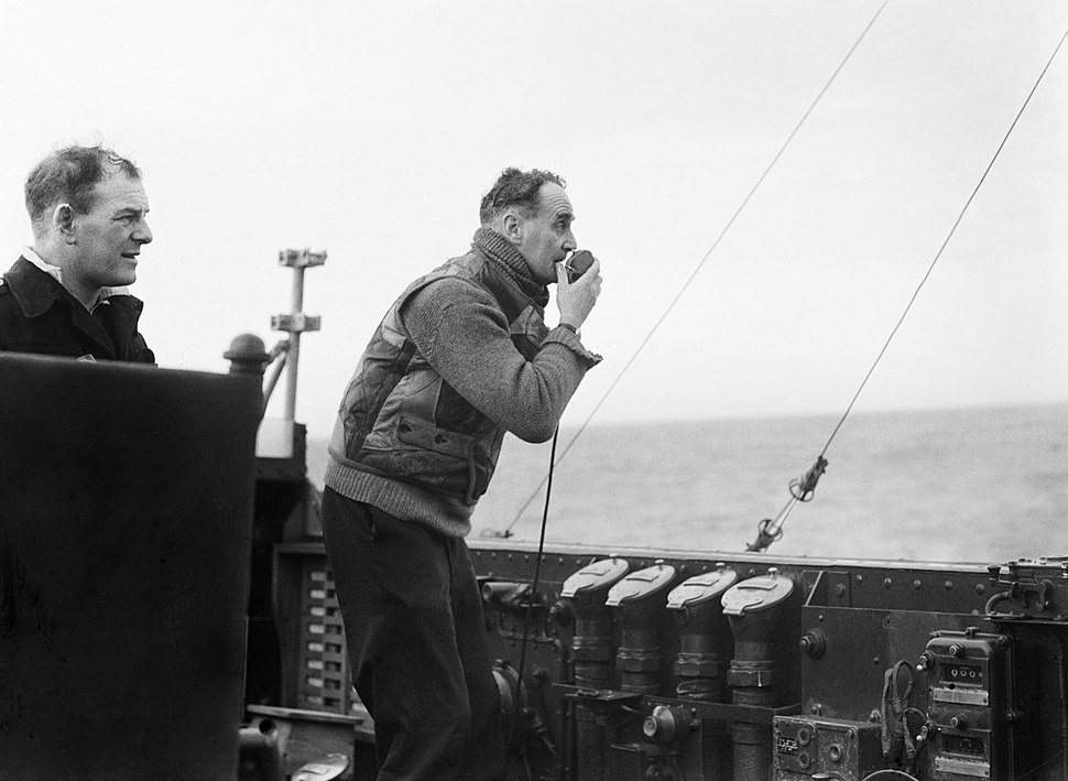Out With U-boat Killer Number 1; the Second Escort Group's Success. 26 January To 25 February 1944, on Board HMS Starling. With the 2nd Escort Group, Commanded by Captain F J Walker, Cb, Dso and Two Bars, on His Most Rec A21988
