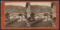 Outlet of Erie Canal, Rollway Mountain in the distance, from Robert N. Dennis collection of stereoscopic views.png