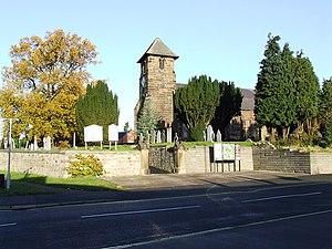 Overseal - St Michaels Church