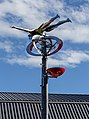 Oversight sculpture, Lincoln University Campus, New Zealand 01.jpg