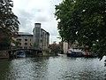 Oxford- River Thames looking towards Folly Bridge (geograph 5118317).jpg