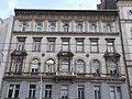 Pálffy house (1892). Facade. - 29 Erzsébet Boulevard, Budapest.JPG