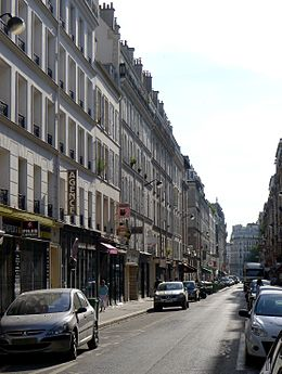 Image illustrative de l'article Rue Delambre