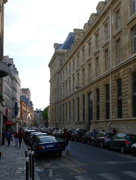 Fichier:P1040652 Paris X rue Léon Jouhaux rwk.jpg