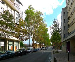 Image illustrative de l'article Rue Baron-Le-Roy