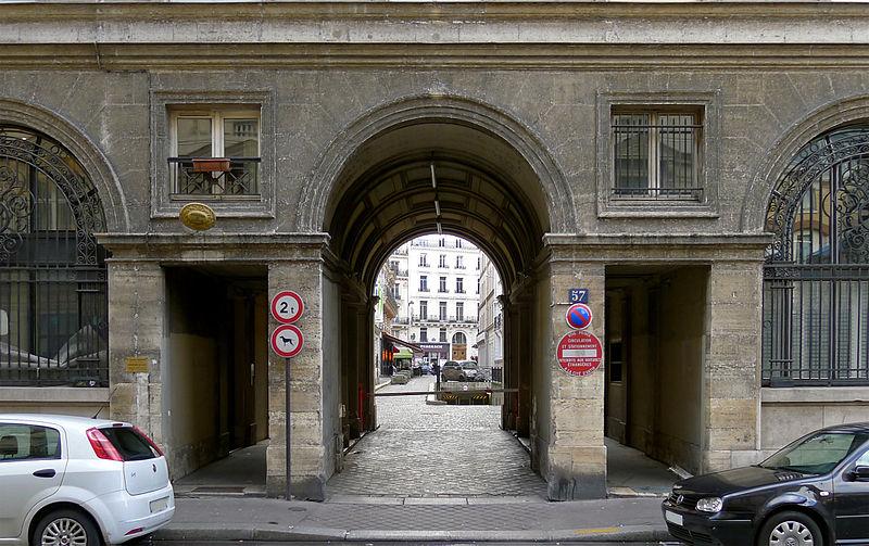 Fichier:P1220834 Paris IX rue de Provence n57 rwk.jpg