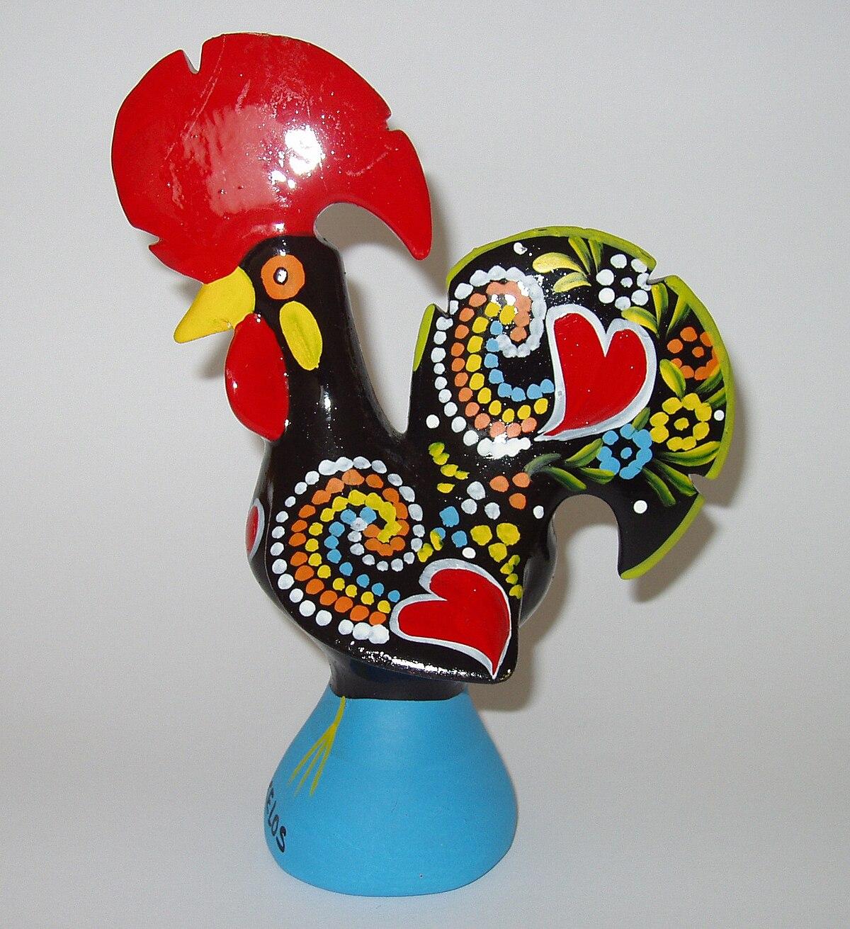 El gallo de barcelos