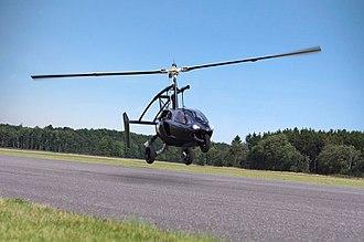 PAL-V - PAL-V ONE landing