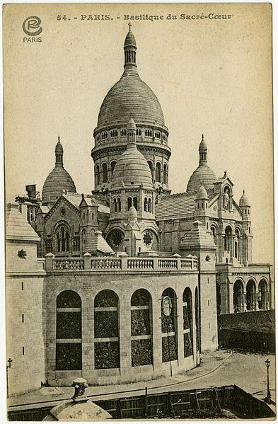Fichier:PARIS. - Basilique de Sacré-Coeur.jpg