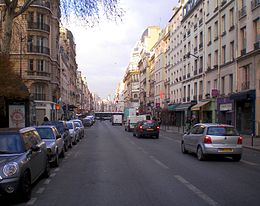 Image illustrative de l'article Rue du Faubourg-Saint-Antoine