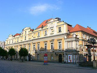 Świdnica - Świdnica city hall