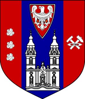Gmina Kamienna Góra - Image: POL gmina Kamienna Góra COA