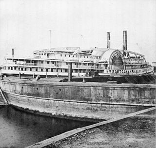 <i>Bristol</i> (1866) sidewheel steamer launched in 1866