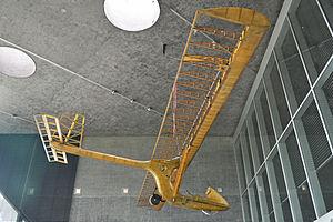 Politechnika Warszawska PW-2 - PW-2D Gapa on display in the Polish Aviation Museum, Krakow, Poland